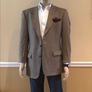 Yves Saint Laurent Blazer Suit Jacket Sport Coat